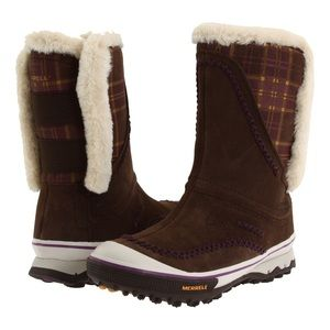 MERREL PIXIE WINTER BOOTS Sz 10.5
